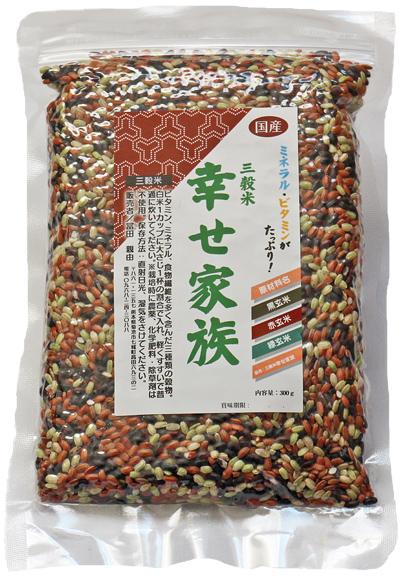 冨田自然栽培雑穀米三穀米