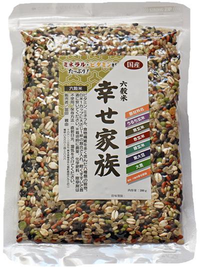 冨田自然栽培雑穀米六穀米