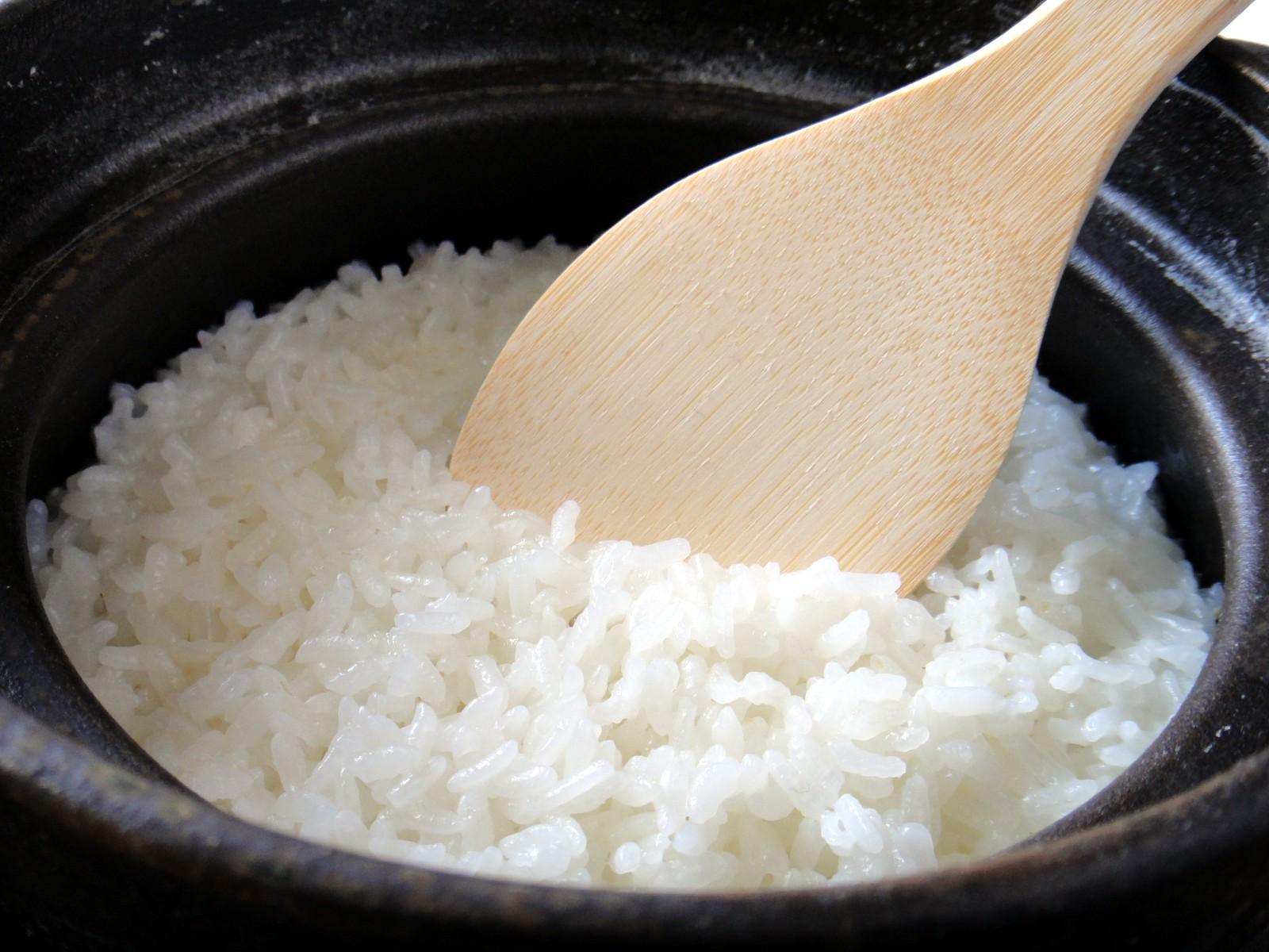 冨田自然栽培米ヒノヒカリを様々なお料理に!