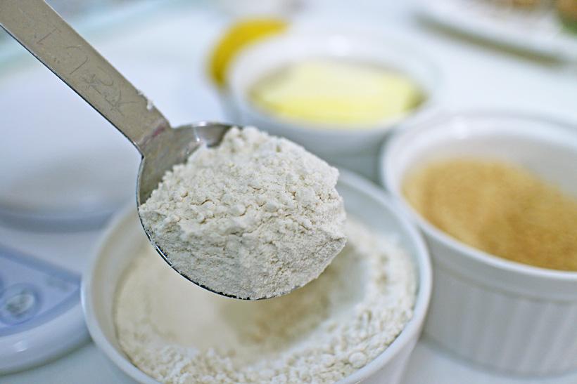 冨田自然栽培小麦粉