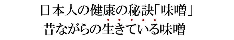 冨田自然栽培の生きてる味噌
