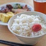 自然栽培米で、免疫力アップに必要な善玉菌を増やす!