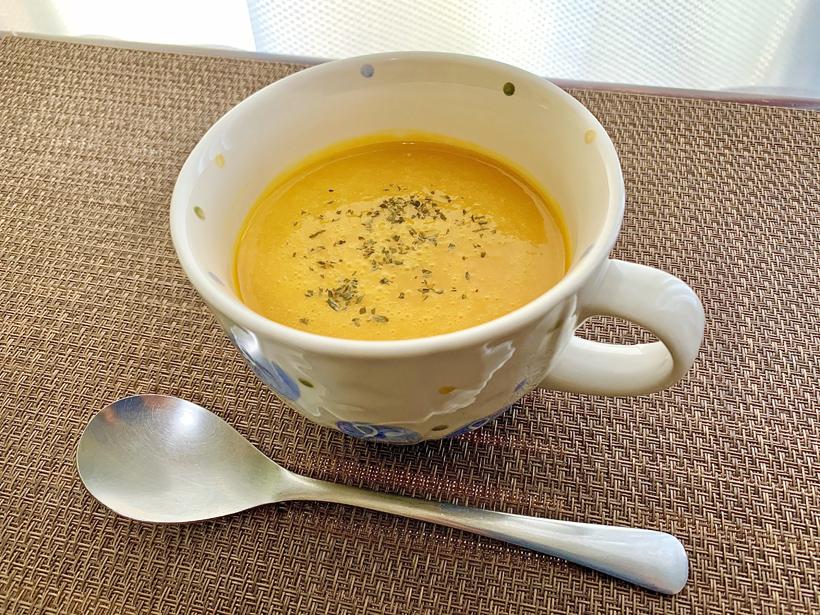 冨田自然栽培春日かぼちゃスープ