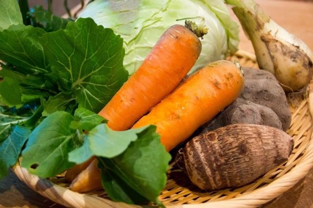 冬に摂りたい根菜類! 美容と健康に体の内側から温める5つの「ん」