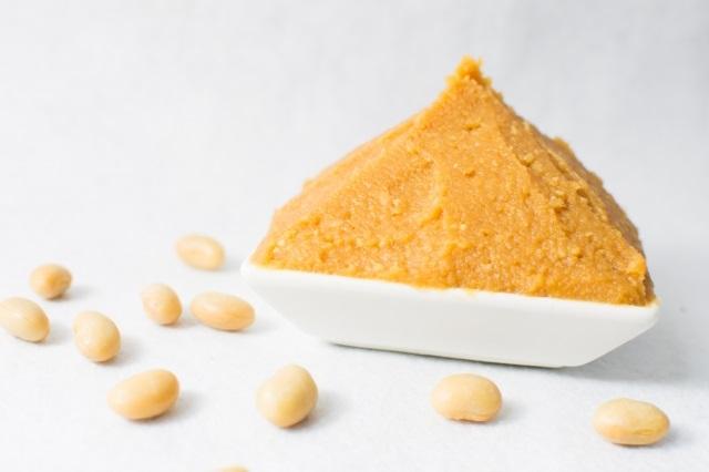 大豆とこうじ味噌