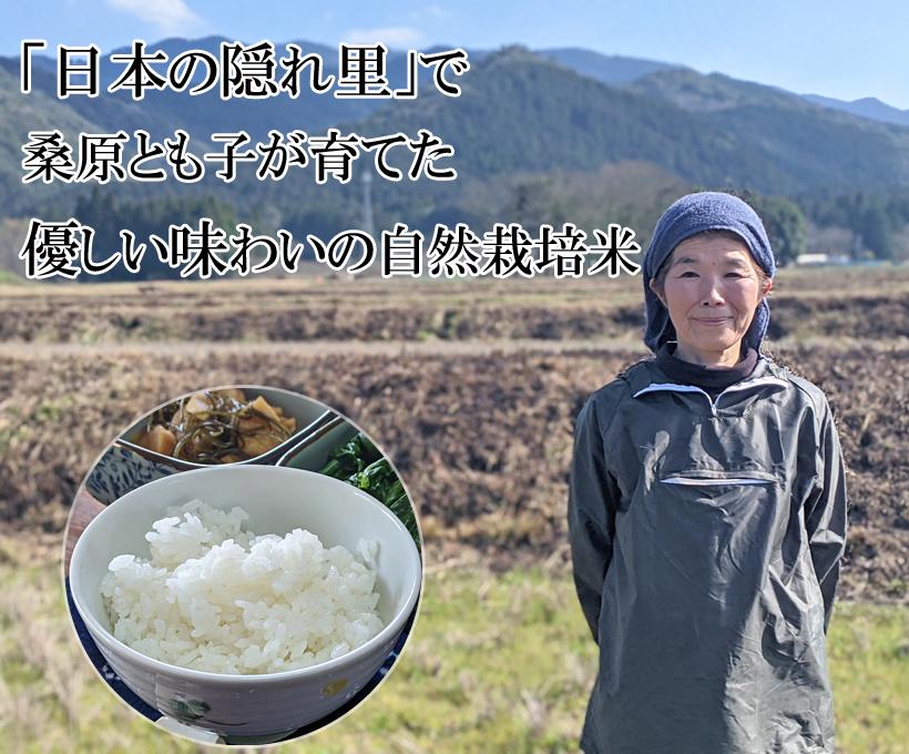 桑原自然栽培米