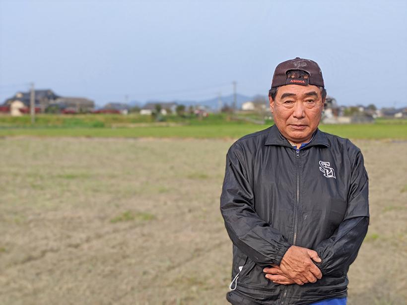 自然栽培米農家野田秀明