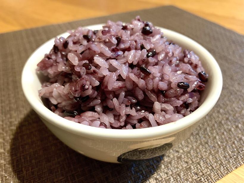 雑穀米炊き立て