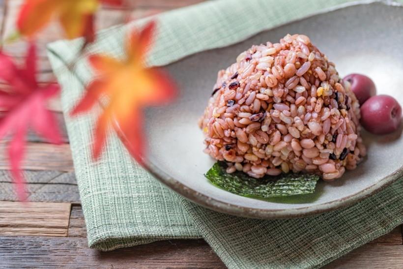 雑穀米おにぎり