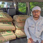 お弁当に採用!元療養食調理人が「湧き水」から育てた自然栽培米