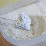 自然栽培米100%を使用した玄米粉・米粉で安心してお菓子作り