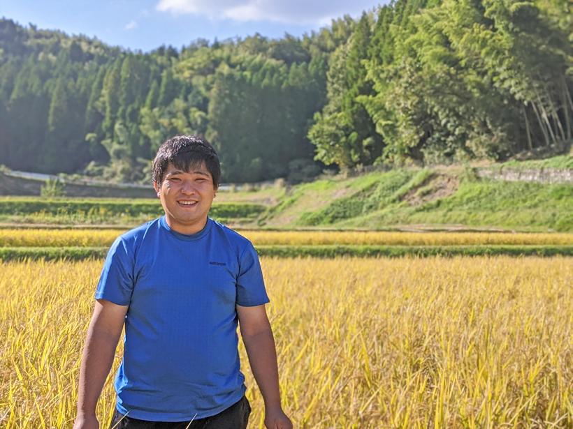 菅原陽介の自然栽培米