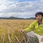 自然栽培米つくり-筋田家親子2世代のこだわり