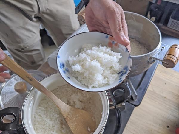 自然栽培米をブレンドする!農家さんおススメの割合