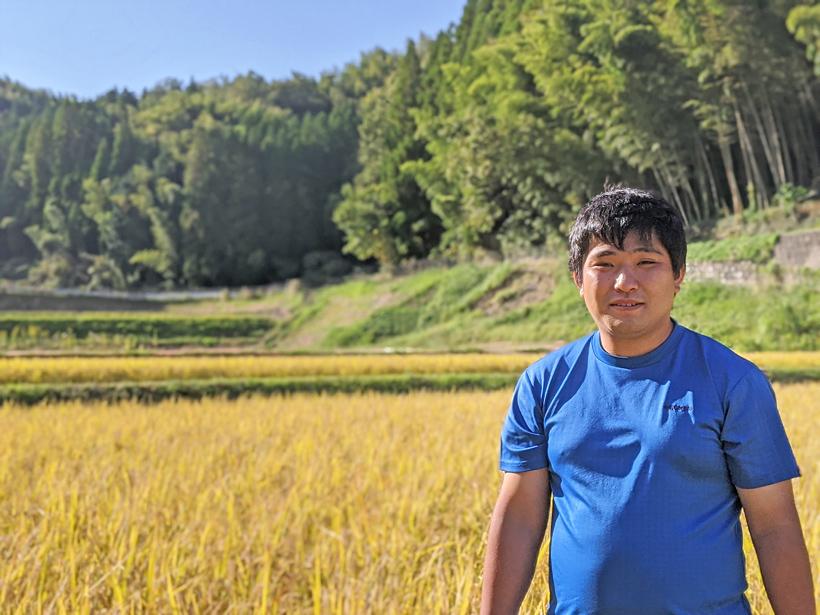 自然栽培米農家菅原